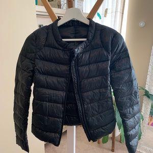Super soft down jacket